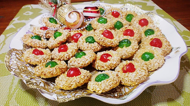 Resep Kue Cherry Jewels