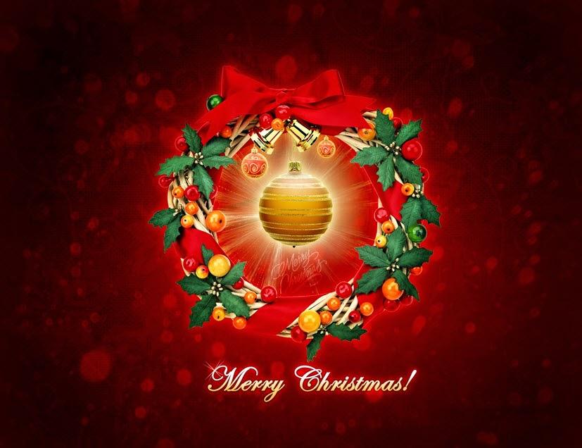 Merry Christmas HD Whatsapp Wallpapers
