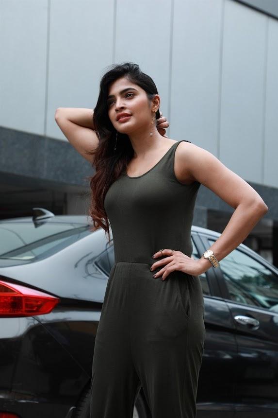 Sanchita Shetty at Johnny movie press meet