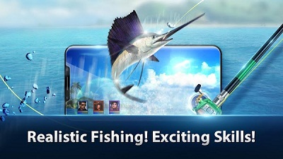 Fishing Strike v1.12.2 For Android 4.0.3+