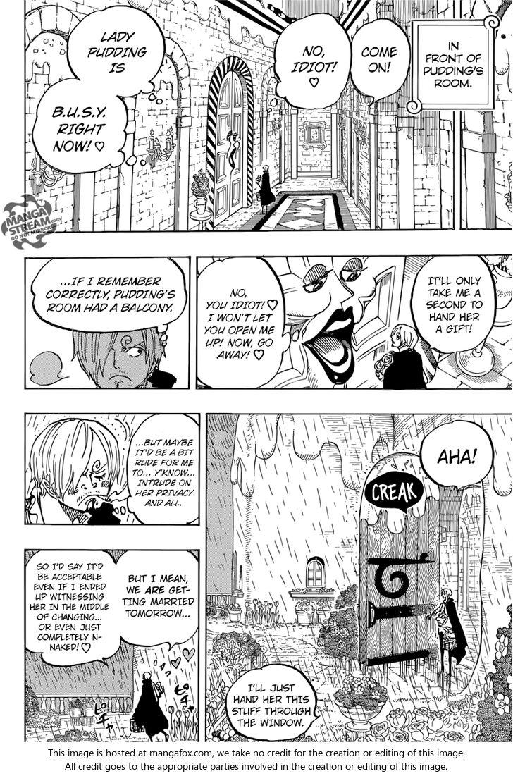 One Piece Ch.850