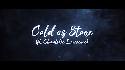 Kaskade - Cold as Stone ft. Charlotte Lawrence (#Official #Lyric #Video)