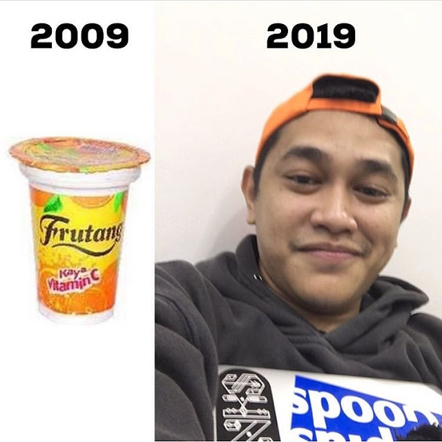 11 Meme Lucu '10 Years Challenge' yang Lagi Hits Banget