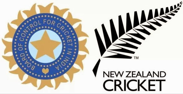 India Tour of New Zealand 2014 ODI Cricket Matches Live on DD National