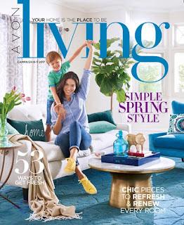 Avon Living Simple Spring Style 2017