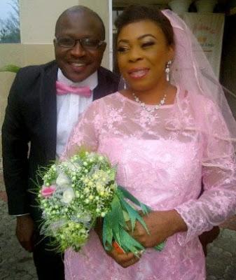 Toyin Adewale husband