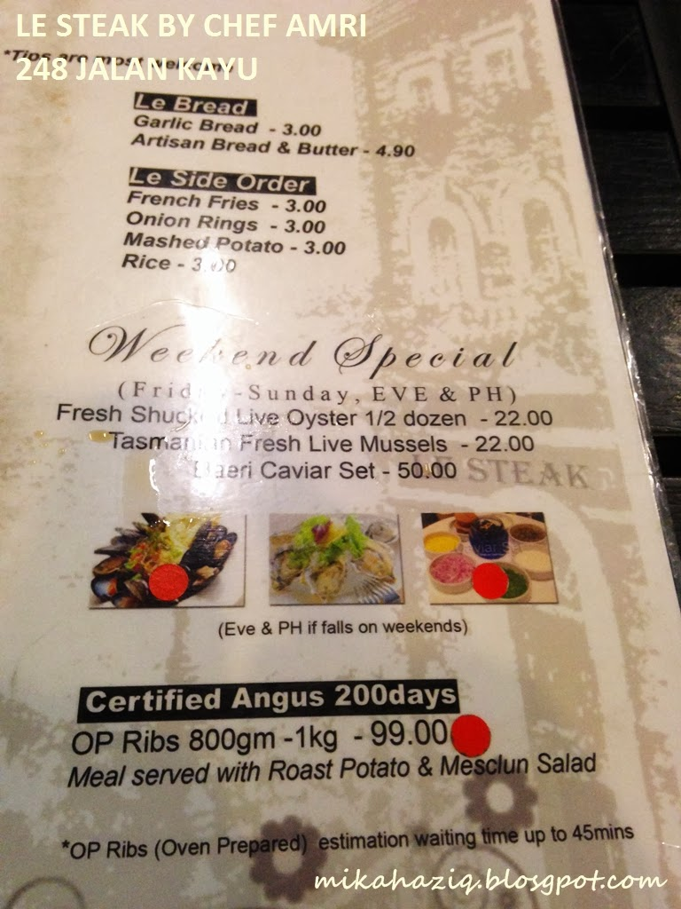 halal steak singapore