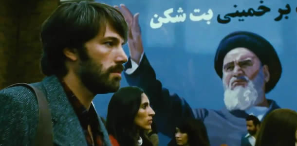 Hantu Baca Film Agen Rahasia Terbaik Paling Keren Argo (2012)
