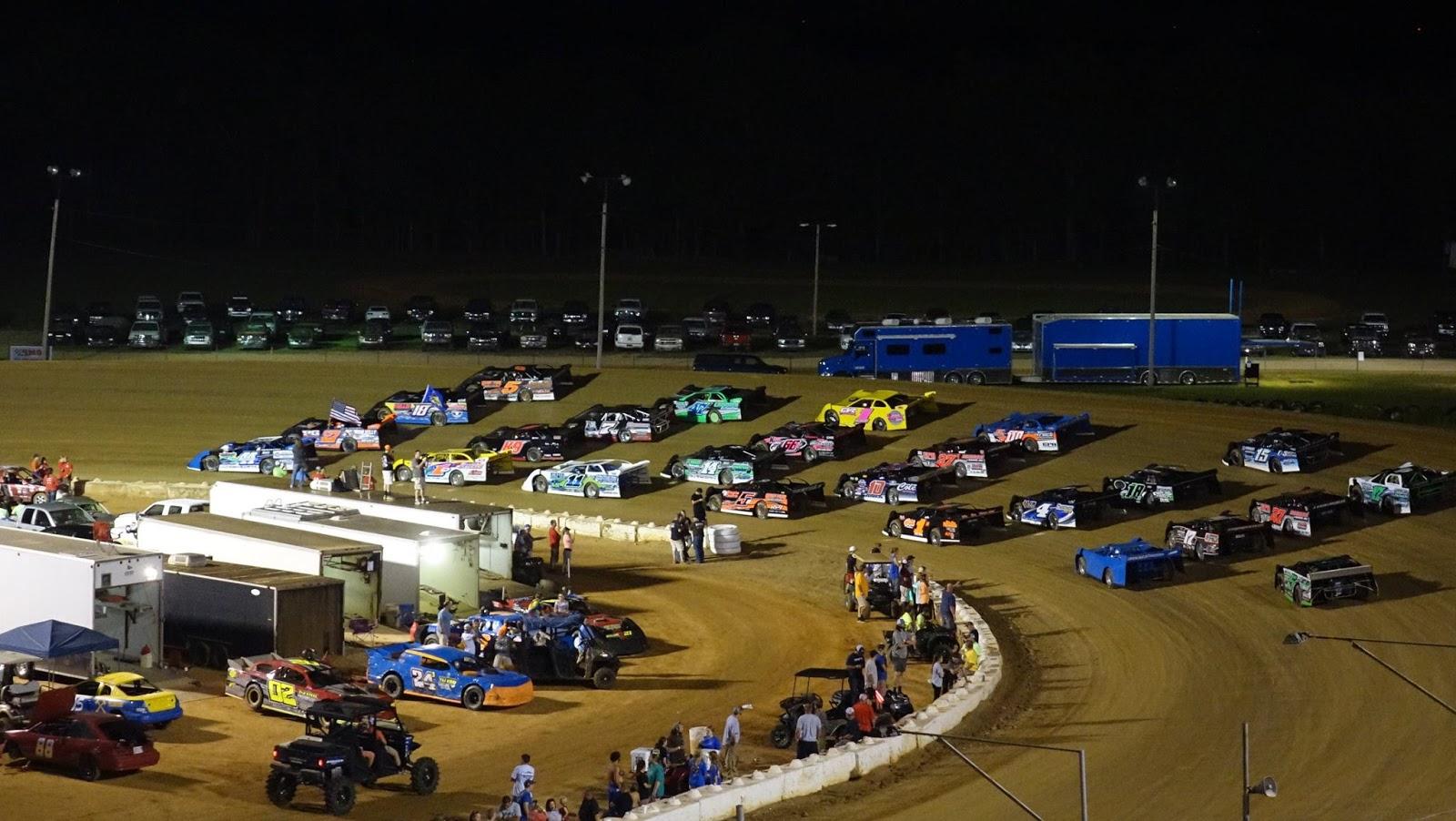 Deep Dixie Racing: Videos & Recap: Memorial Day Feature Races At ...
