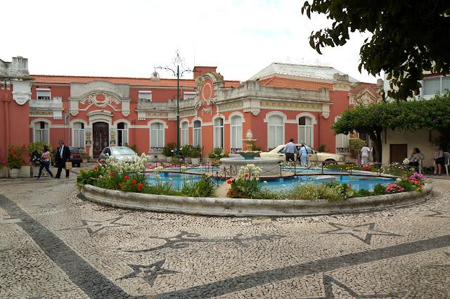 Casa de Nossa Senhora de la Vitoria-Lisbonne-Portugal