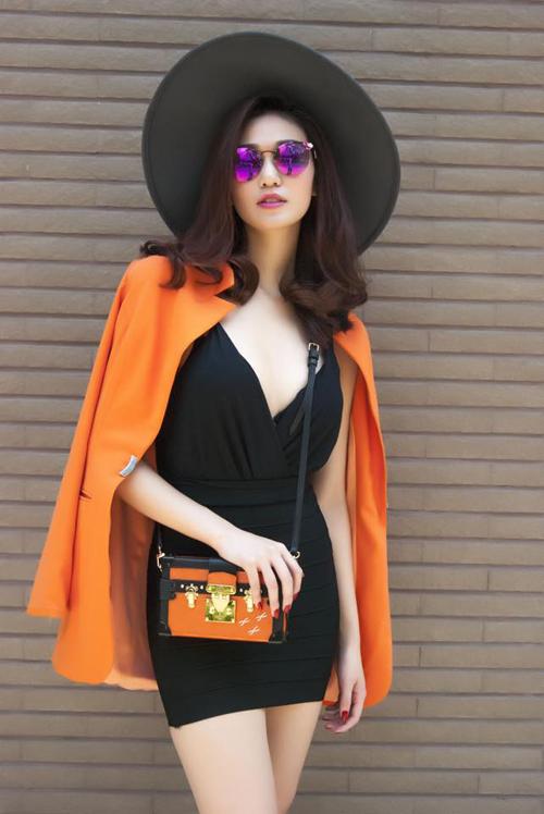 Phong cách phối đồ màu cam đang khiến giới trẻ phát cuồng