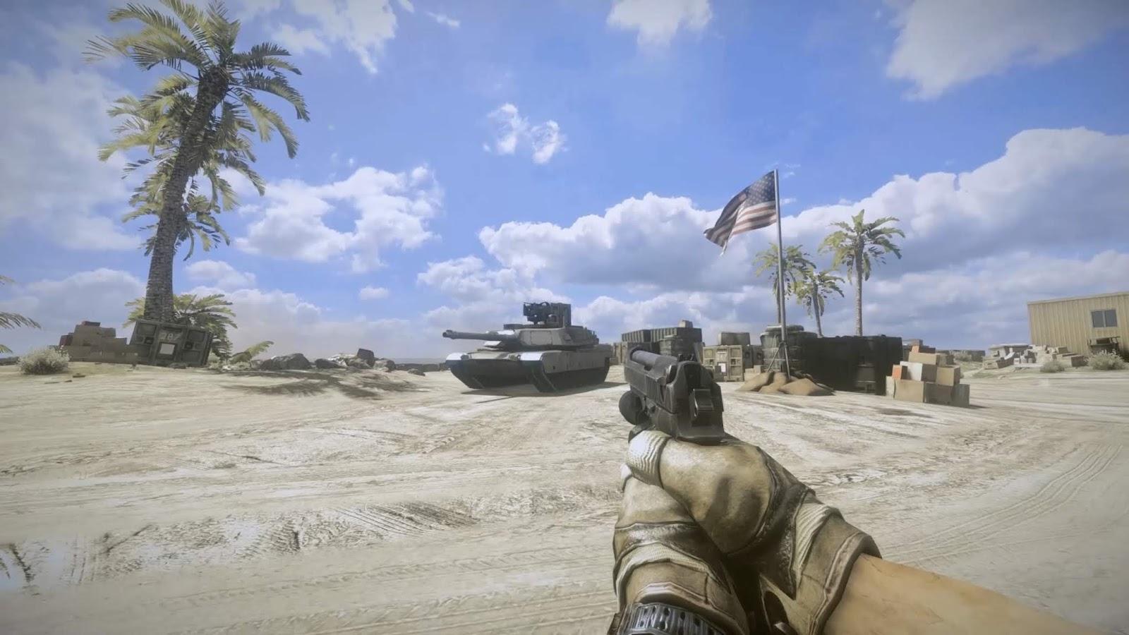 Скачать battlefield 2 battlefield 3 mod