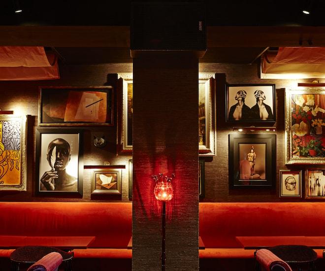 Hotel Vagabond Singapore restaurant