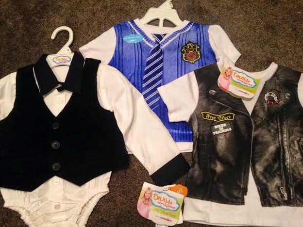 baby clothing, Truly Scrumptious, Heidi Klum