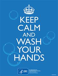 Hand Hygiene, Infographic, CDC
