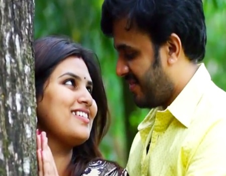 Best Kerala Love Scene 2017 Varsha & Hari