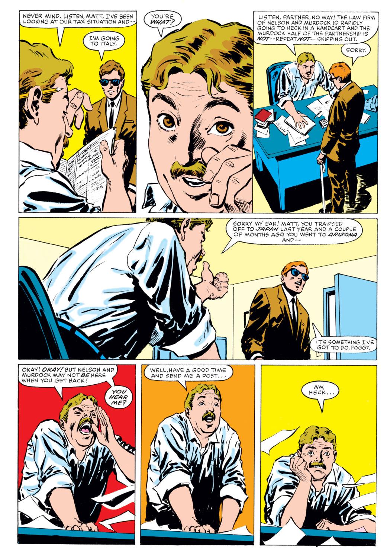 Daredevil (1964) 221 Page 5