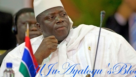 Ousted Gambian Dictator, Jammeh, Family, Barred From Entering US