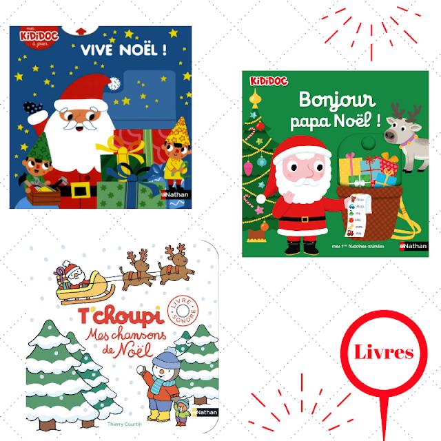 Le Livres Père Noël Des Avec j5c3LAq4R