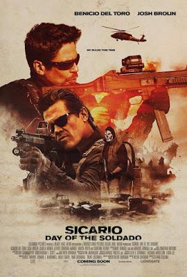 Sicario El día del Solado, Sicario DAy of the soldado, película, cine, cartelera, nos vamos al cine,