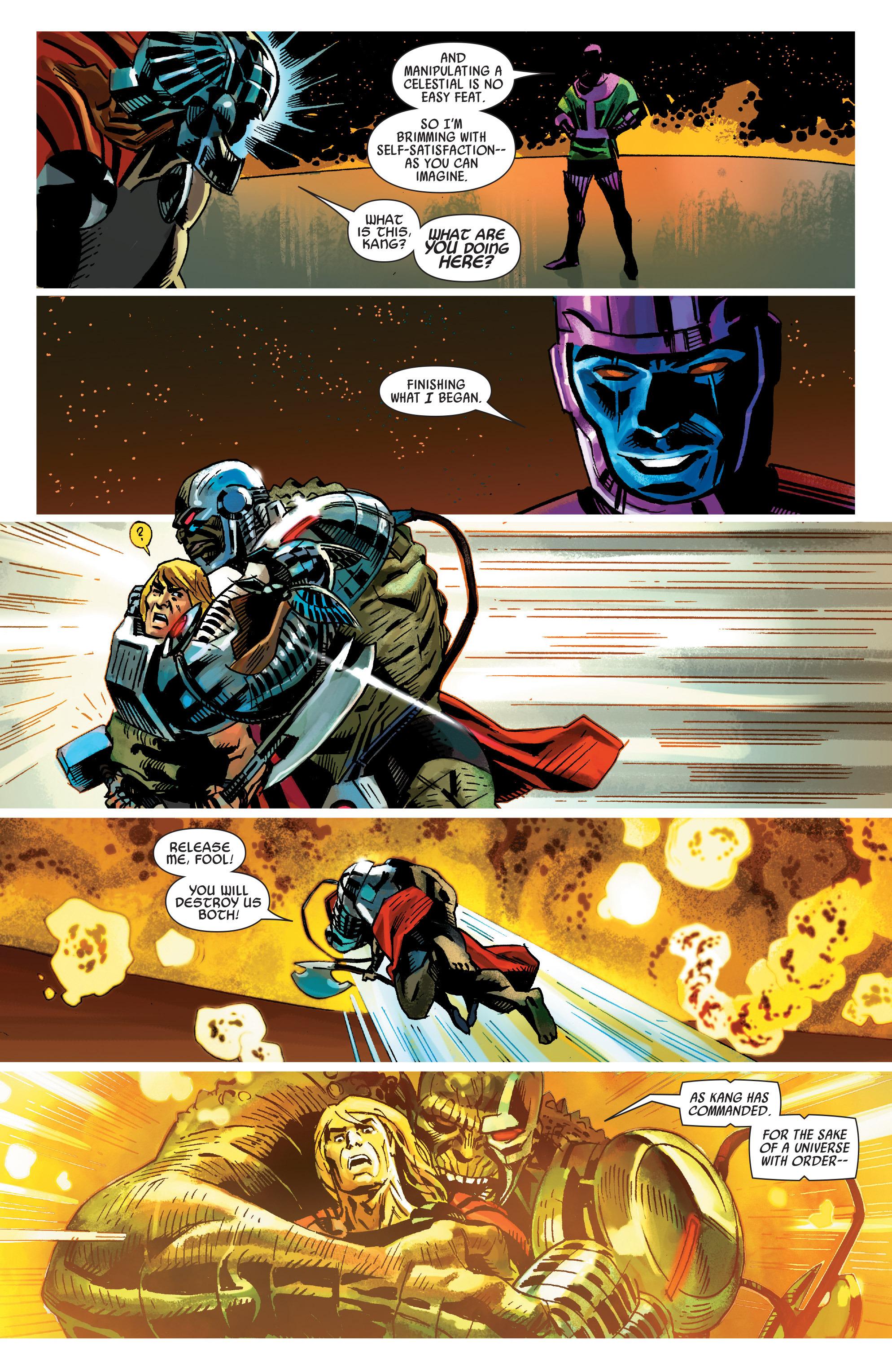 Read online Uncanny Avengers (2012) comic -  Issue #21 - 17
