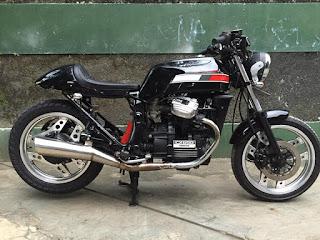 BUKALAPAK MOGE BEKAS : BMW R70 Monolever 1983 (95jt) - JAKARTA