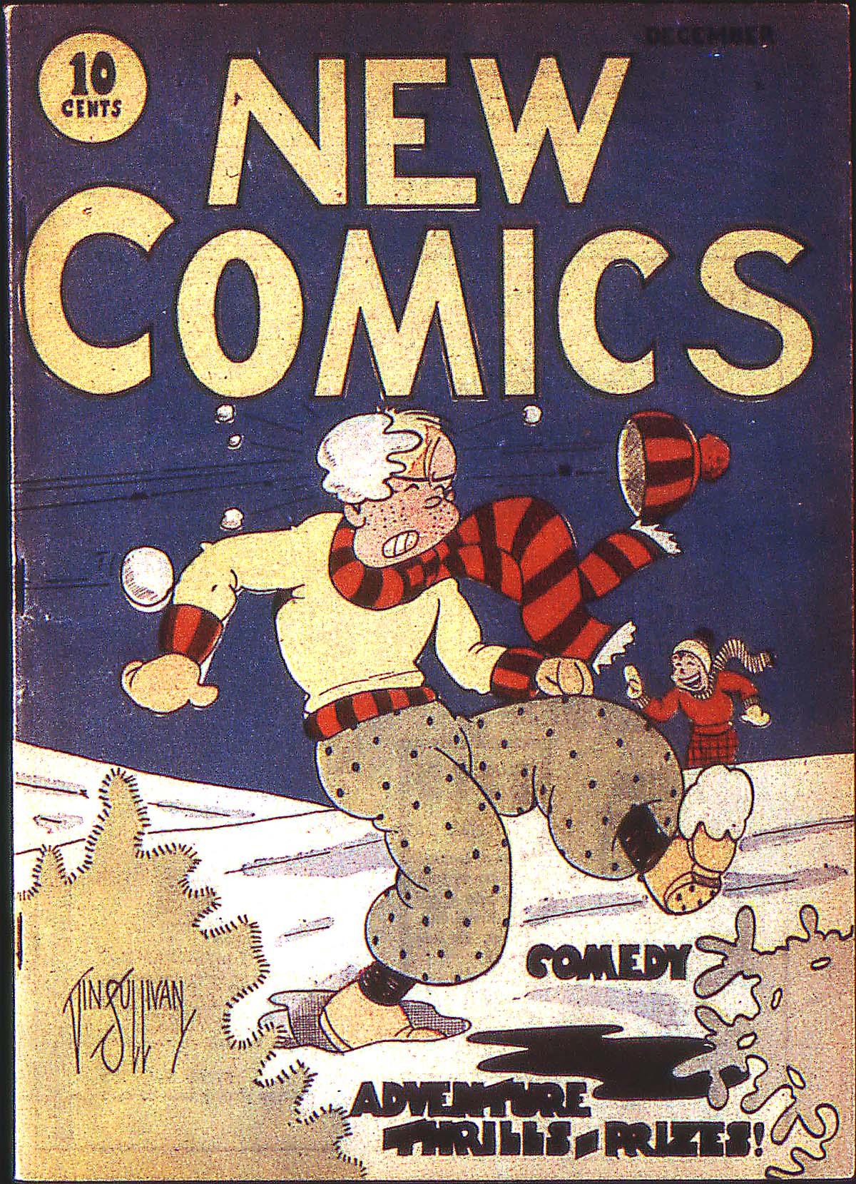 Read online Adventure Comics (1938) comic -  Issue #1 - 2