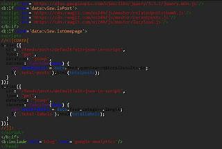 Tổng hợp một số code thống kê sử dụng trong Blogger