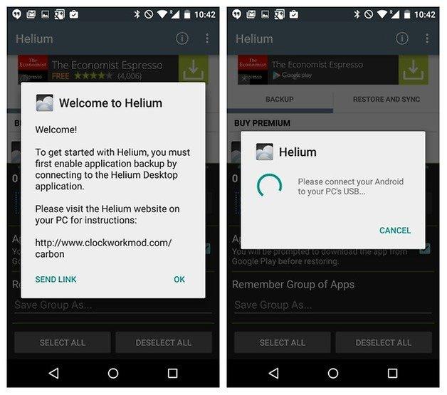 Cara Backup dan Restore Data Aplikasi Dengan atau Tanpa Root di Android