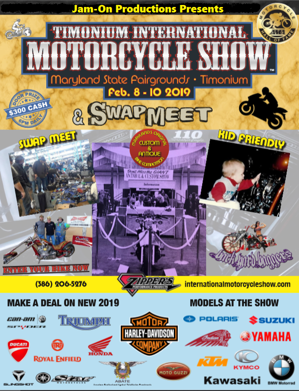 Timonium International Motorcycle Show