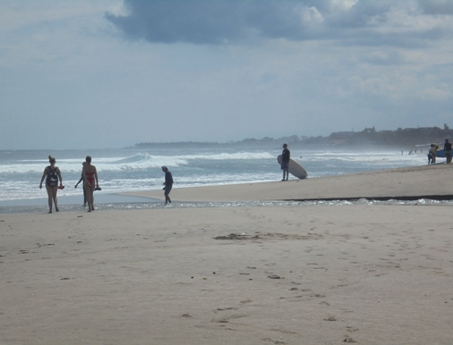 Berawa Beach Canggu Surf, Surf Berawa Beach Bali, Surfing In Berawa, Surfing At Berawa Beach, Berawa Surf Spot