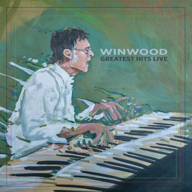 GREATEST HITS LIVE STEVE WINWOOD