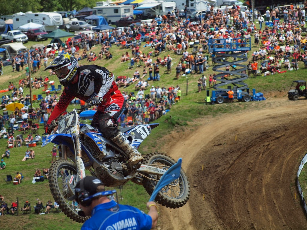 Cooper Webb High Point 2014