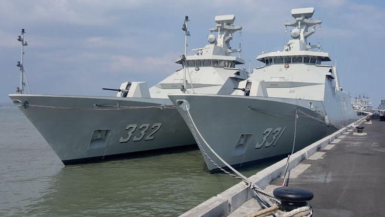 Martadinata-class missile frigates