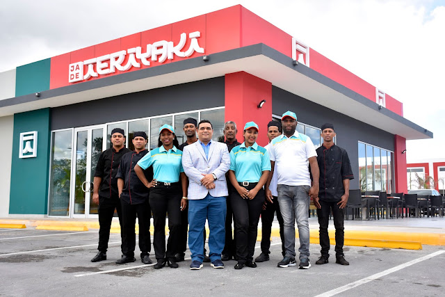 Grupo Jade abre Teriyaki en Punta Cana