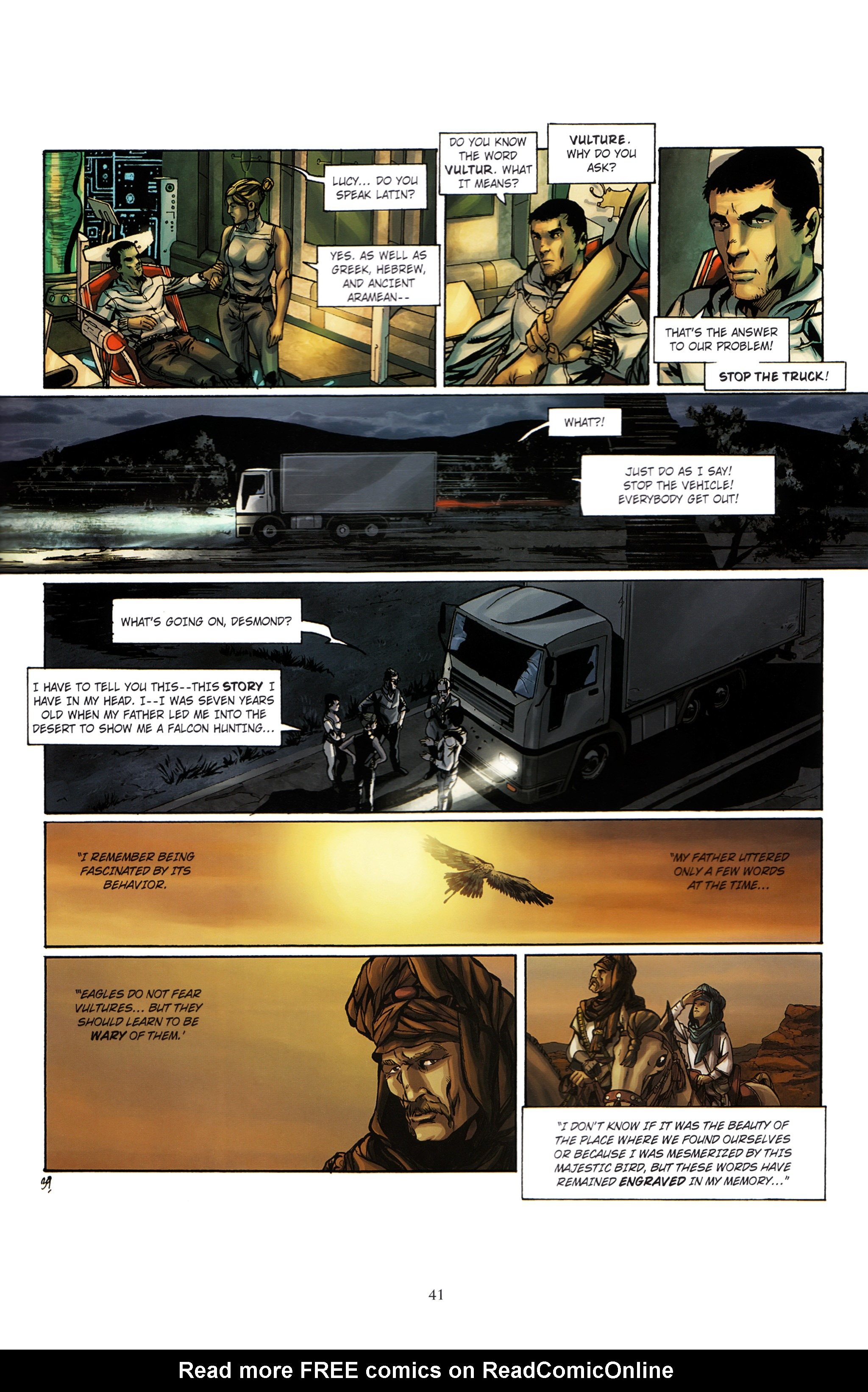 Read online Assassin's Creed (2012) comic -  Issue #2 - 45