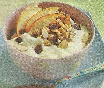 """Ингредиенты и способ приготовления каши """"Доброе утро"""""""