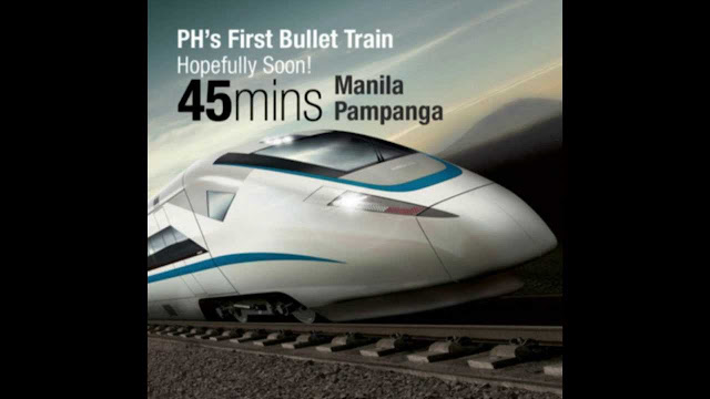 Duterte admin to build first bullet train with the help of Chinese firm