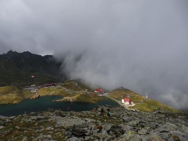 Jedno z moich ulubionych pasm górskich - Góry Fogaraskie