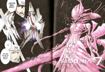 """Reseña de """"Knights of Sidonia"""" vol.7 de Tsutomu Nihei - Panini Cómics"""