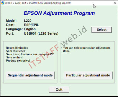 EPSON Adjustment Program Ok - ITSTAFF.web.id
