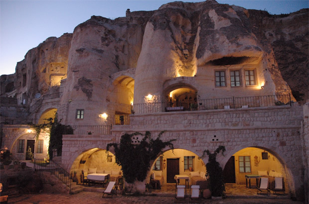 Stay in a Cave in Turkey! Heldervue Travel