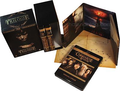 grande variété de styles beau look sélection mondiale de Le Blog HD LAND: Nouveauté Blu-ray : Le Seigneur des Anneaux ...