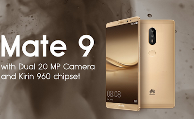 Huawei Mate 9 el esperado movil Gama Alta llegara muy pronto