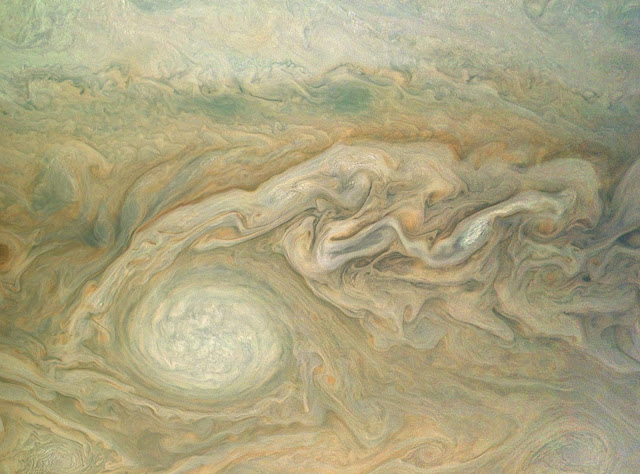 Jupiter's Little Red Spot