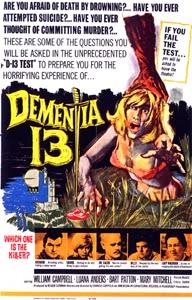 Poster de Demencia 13