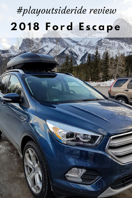 2018 Ford Escape Titanium Review by Play Outside Guide