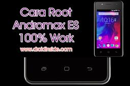 Cara Root Andromax ES 100% Work