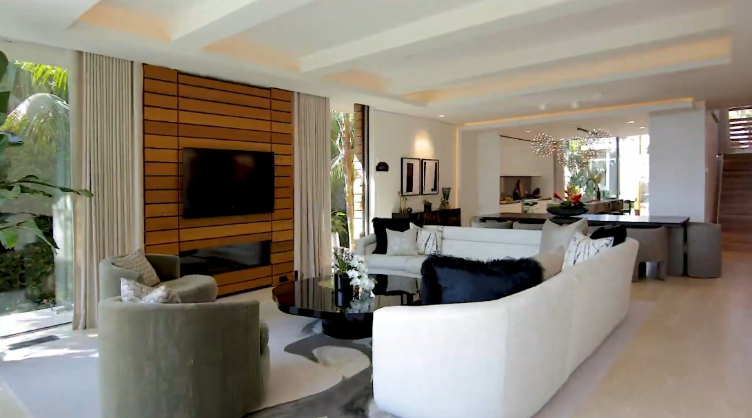 26 Interior Design Photos vs. 1210 Channel Dr, Santa Barbara, CA Luxury Home Tour