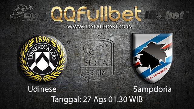 Prediksi Bola Jitu Udinese vs Sampdoria ( Italian Serie A )